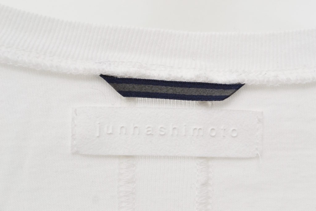 SERIBU V L/S セリブ 背リブ Vネック長袖Tシャツ カットソーの買取実績画像