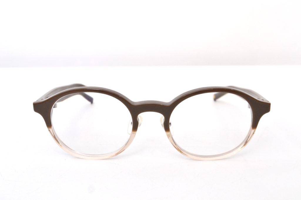 NP-07 ラウンドフレーム メガネ 眼鏡の買取実績画像