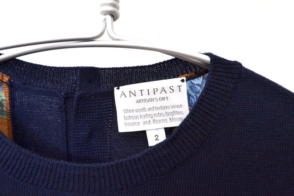 プリントコットンニットドレス ワンピースの買取実績画像