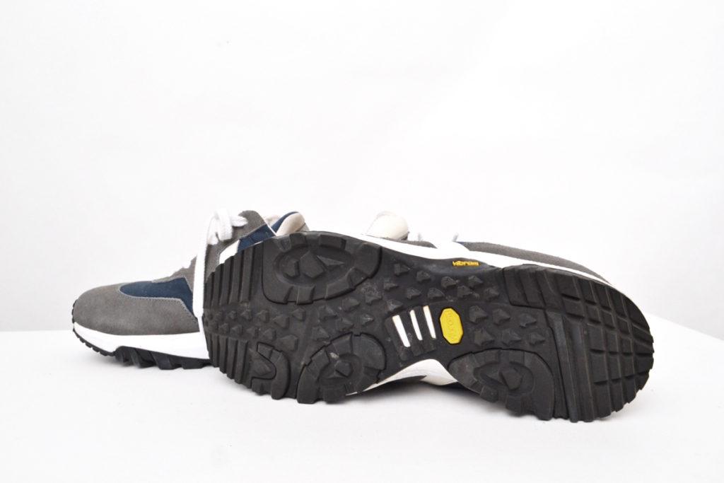 ナイロン x SPベロア スニーカー VIBRAMソールの買取実績画像
