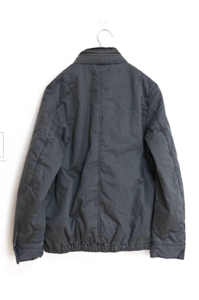 BLUE WORK/ガーメントダイ 中綿 ミリタリージャケットの買取実績画像