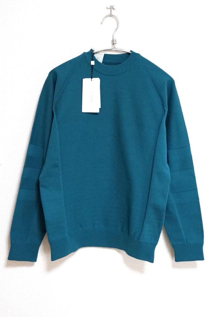2017SS/ Knit SWEATER ポリエステル クルーネックニット セーター