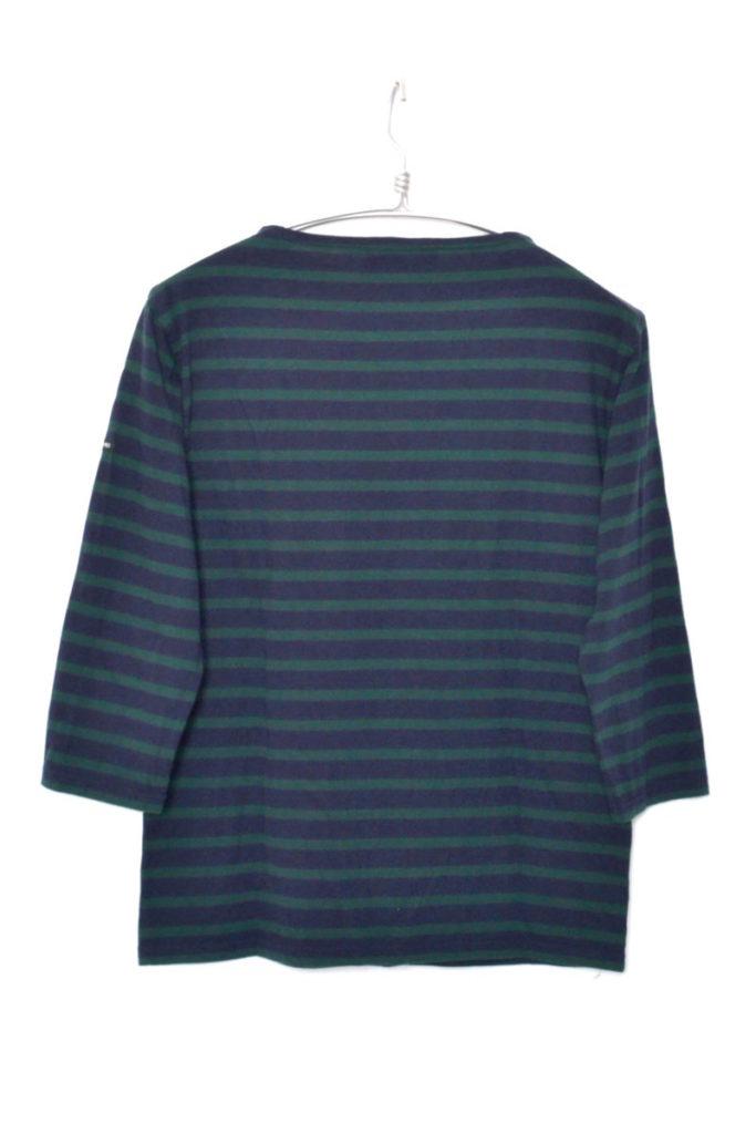 MOALAIX モーレ ボーダーバスクシャツ カットソーの買取実績画像