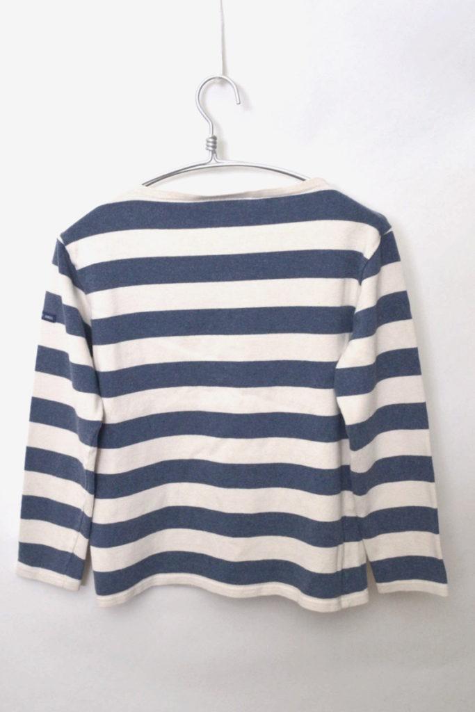 OUESSANT WIDEBORDER ウエッソンワイドボーダー バスクシャツの買取実績画像