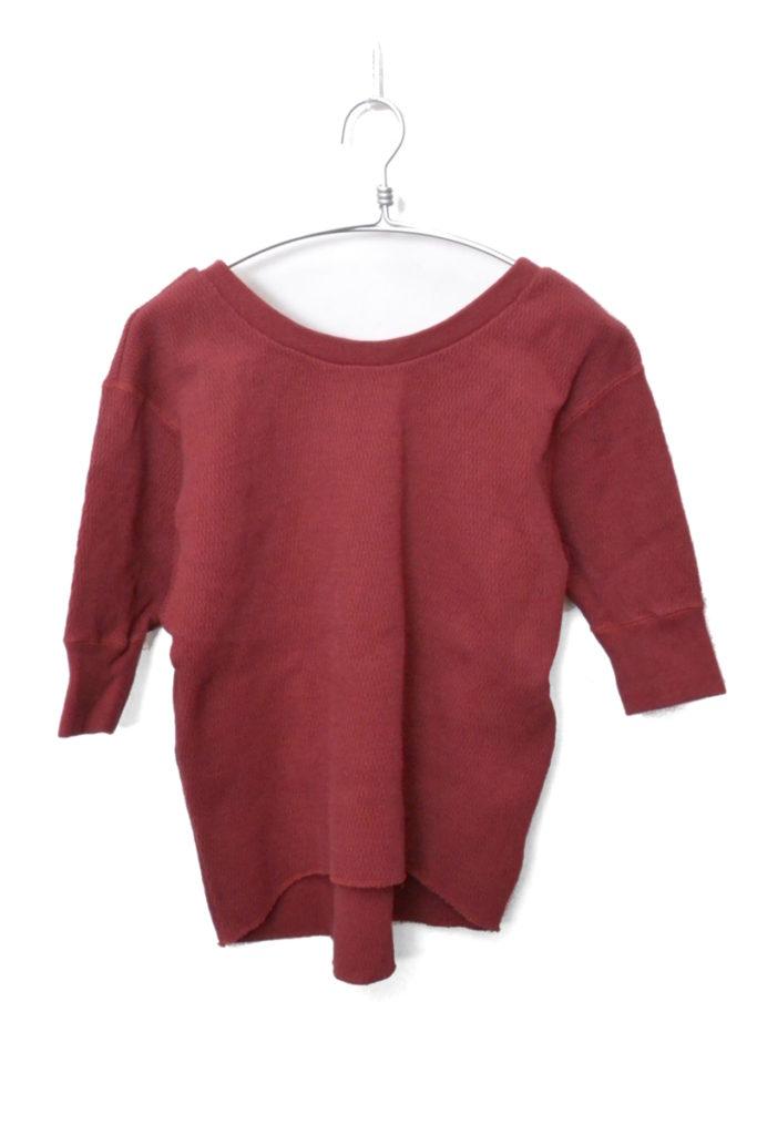 6MIX BIG THERMAL 6SLEEVE ビッグサーマルTシャツ カットソー
