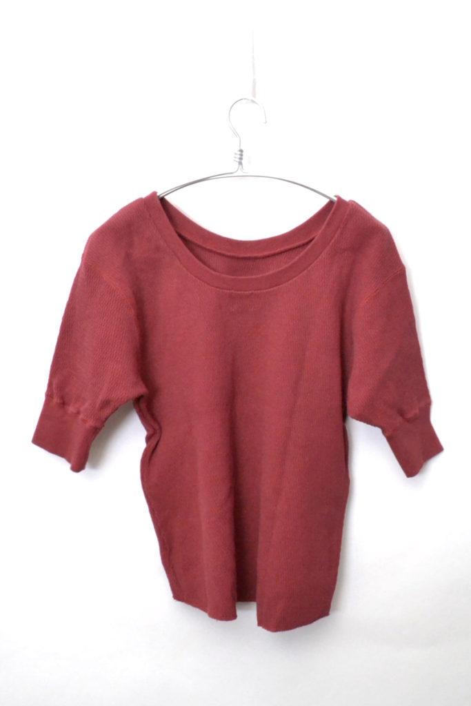 6MIX BIG THERMAL 6SLEEVE ビッグサーマルTシャツ カットソーの買取実績画像