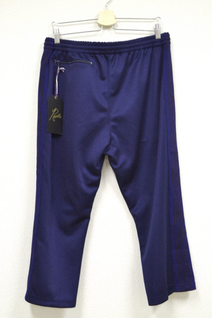 × Charcoal/ND CROPPED TRACK PANTS クロップド トラックパンツの買取実績画像
