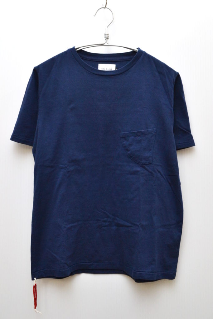 × Pilgrim Surf+Supply/17SS/Indian Beads pocket T ビーズ ポケットTシャツ