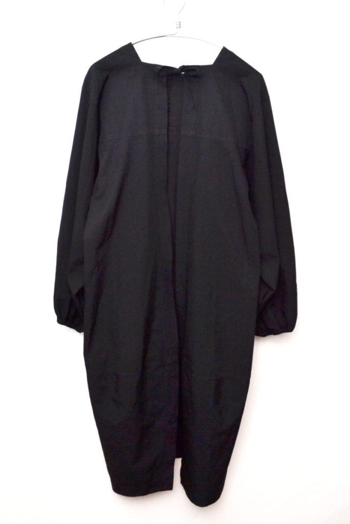 AD2018 19SS/ ポリエステル製品染 羽織 ロングジャケット