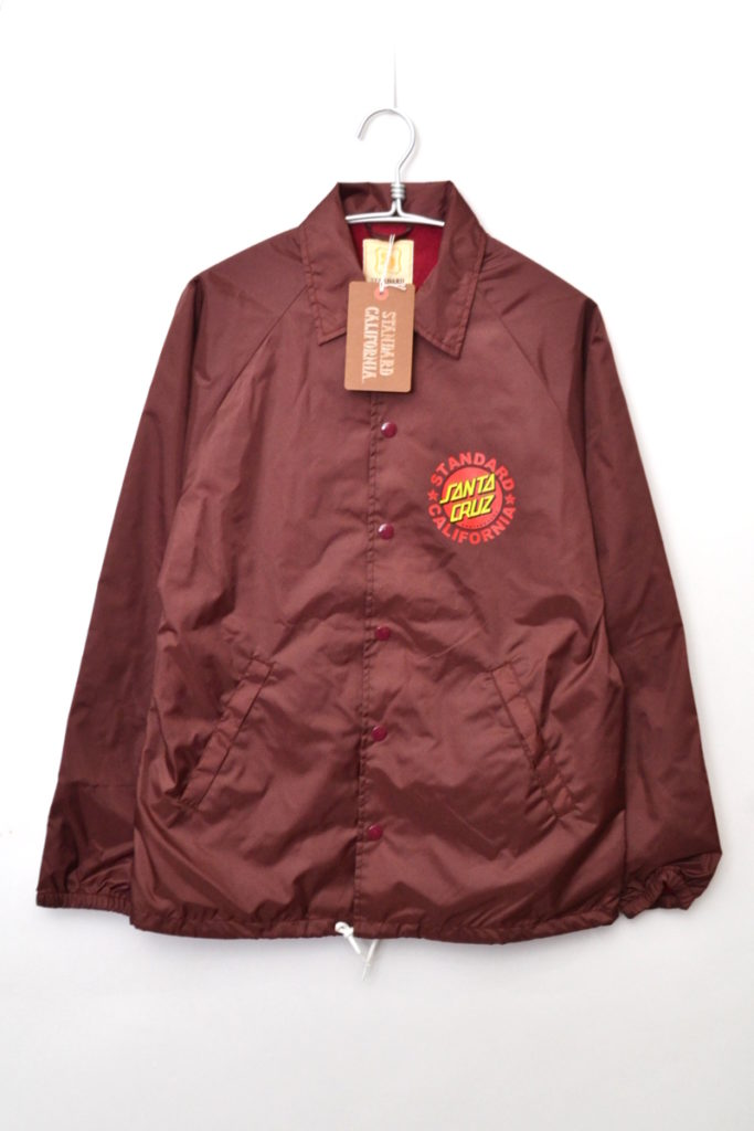 SANTA CRUZ×SD Coach Jacket Type 2 コーチジャケット