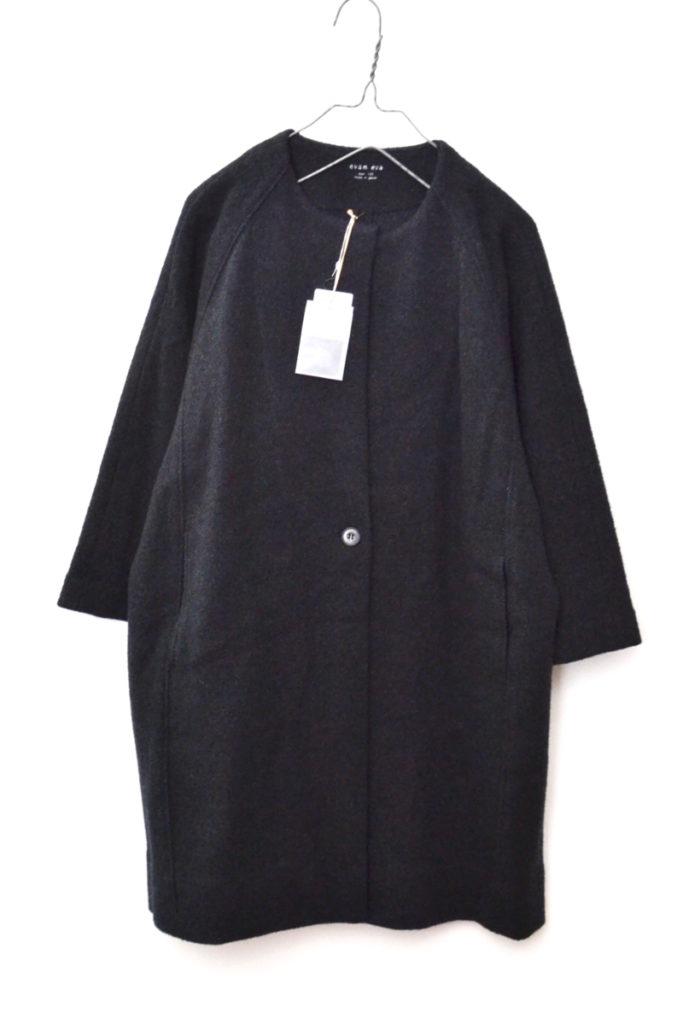 2017aw/press wool coat プレスウールコート