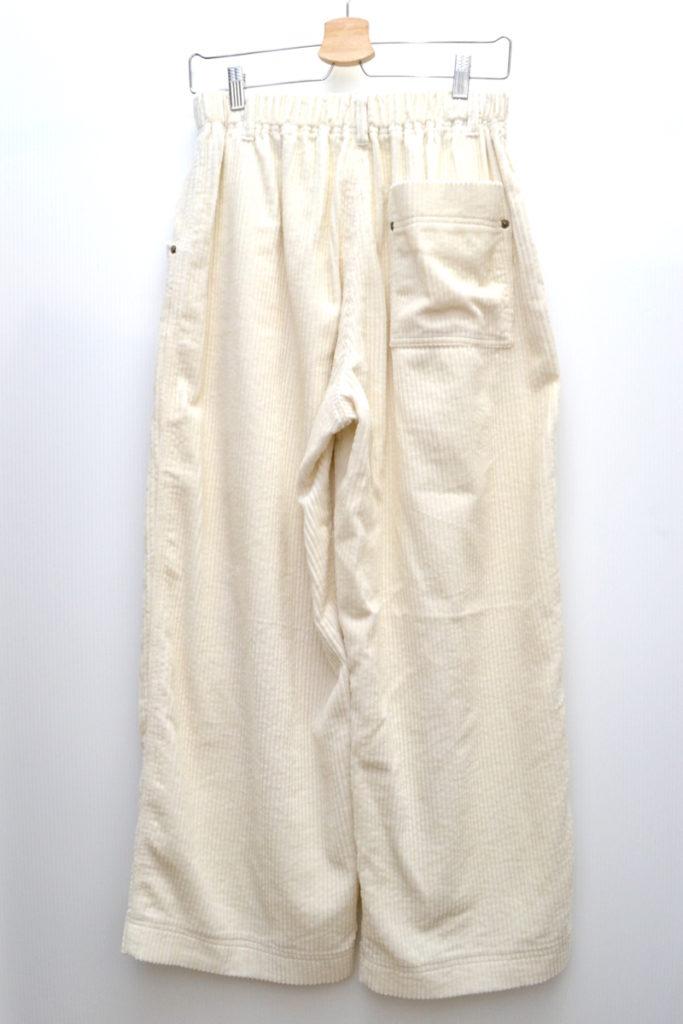 コーデュロイ ストレート ワイド パンツの買取実績画像