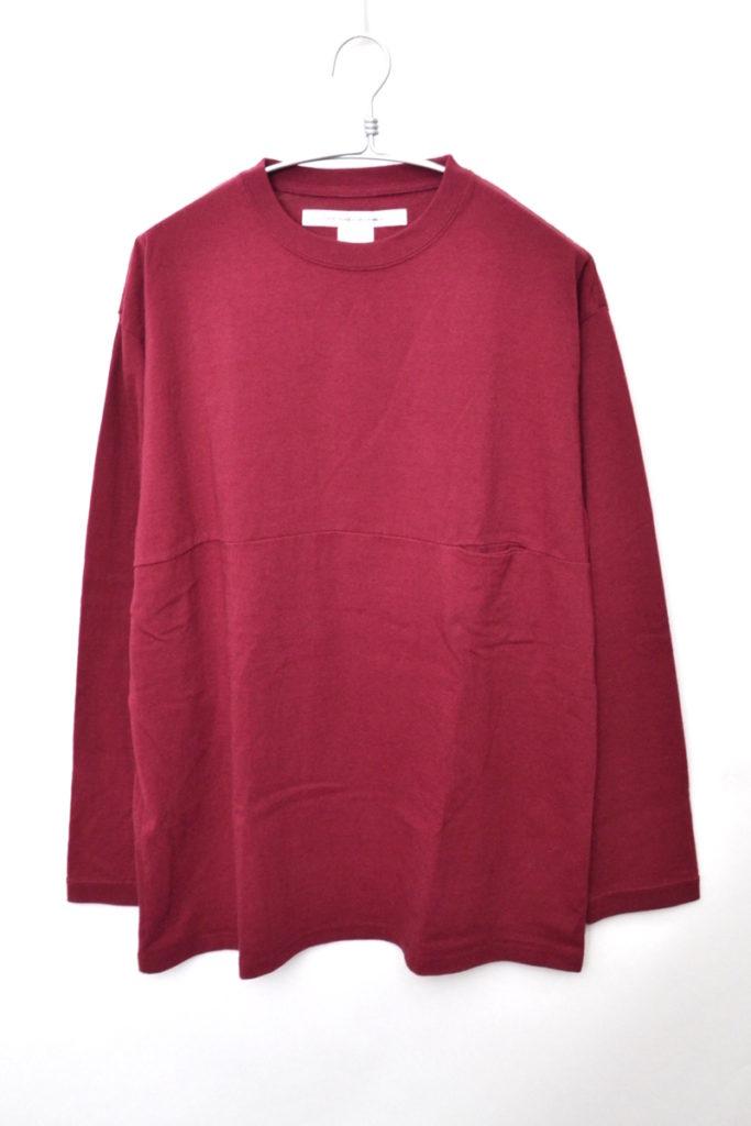2019/Yururi Tee L/S ゆるりTシャツ カットソー