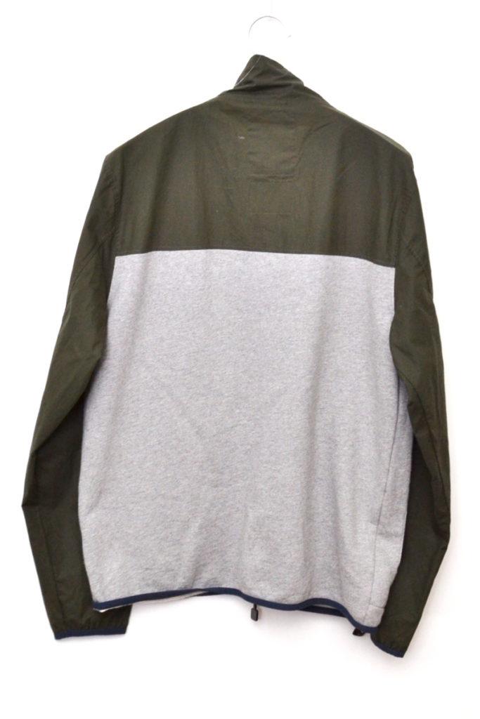 ×KARRIMOR ◆Technical Zip Sweatshirt オイルドクロス スウェット切替ジャケットの買取実績画像
