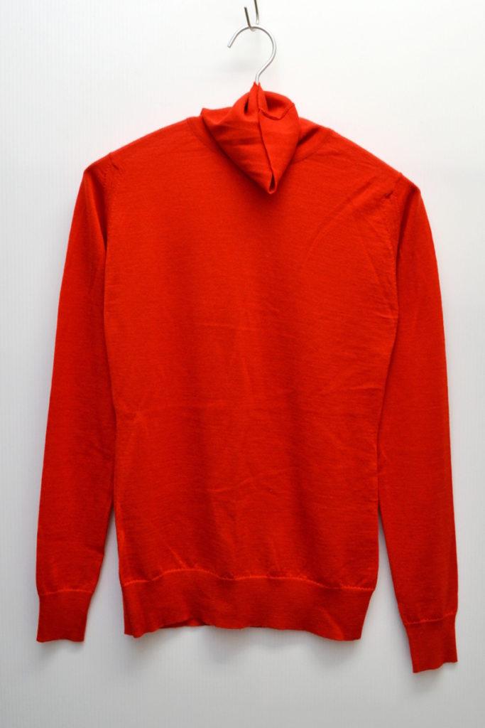 MERINO WOOL EXTRAFINE メリノウール タートルネックニット セーター