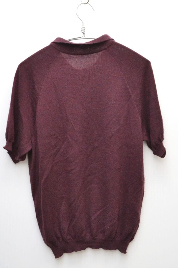 BELLISSIMA ニットポロシャツの買取実績画像