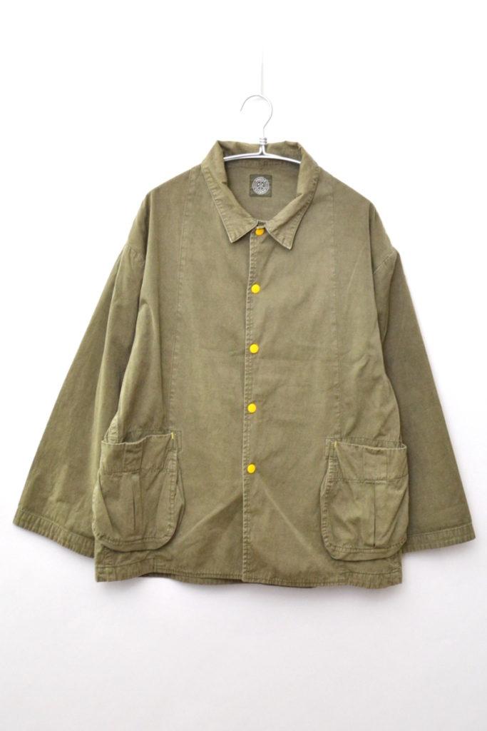 POPLIN SHIRT JACKET ポプリンシャツ ジャケット