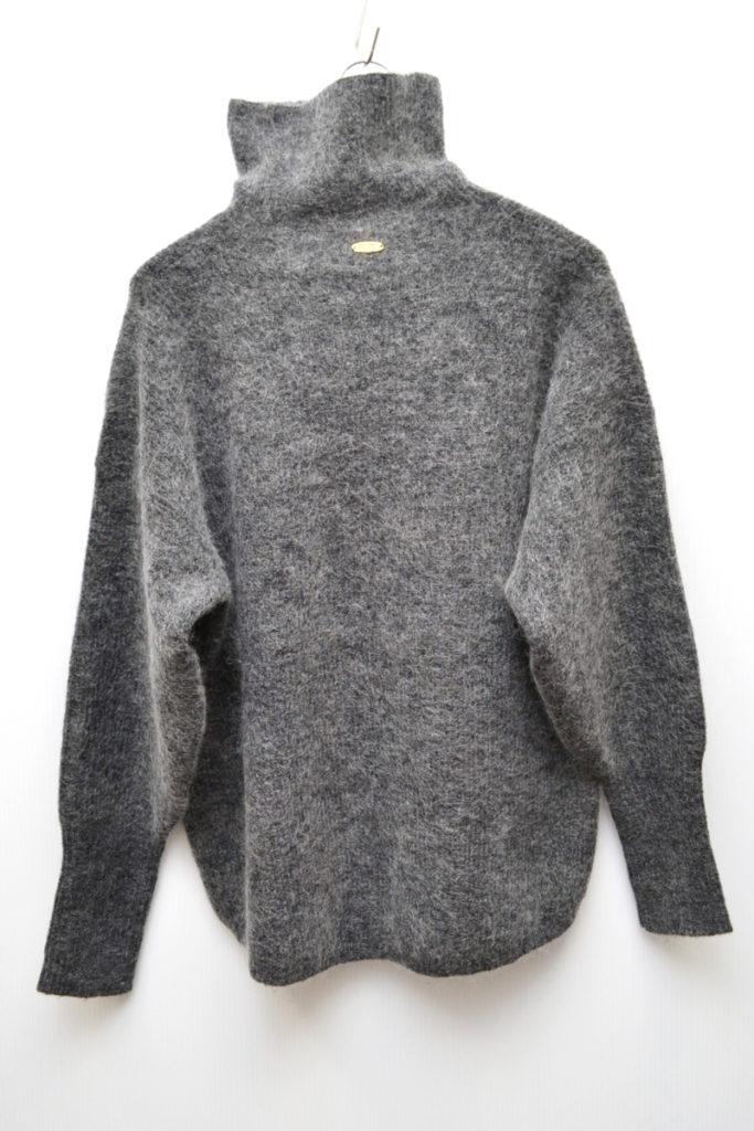 2015AW/VELOUR モヘア混紡 タートルネックニット セーターの買取実績画像