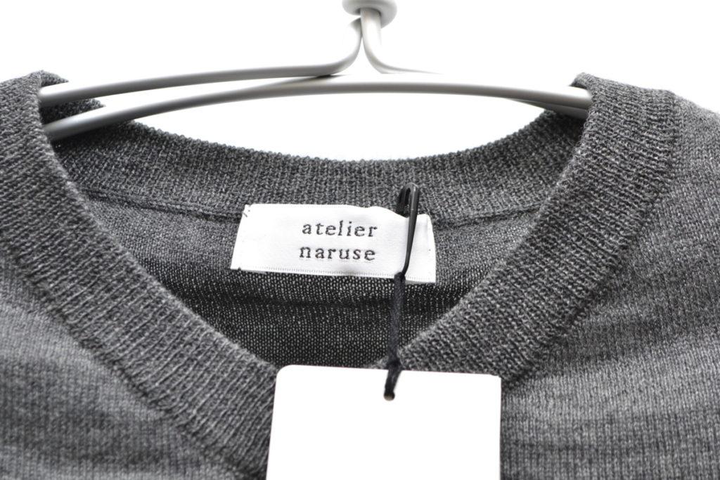 Botto Giuseppe ボット ジョゼッペ Vネック ウール ニット セーターの買取実績画像