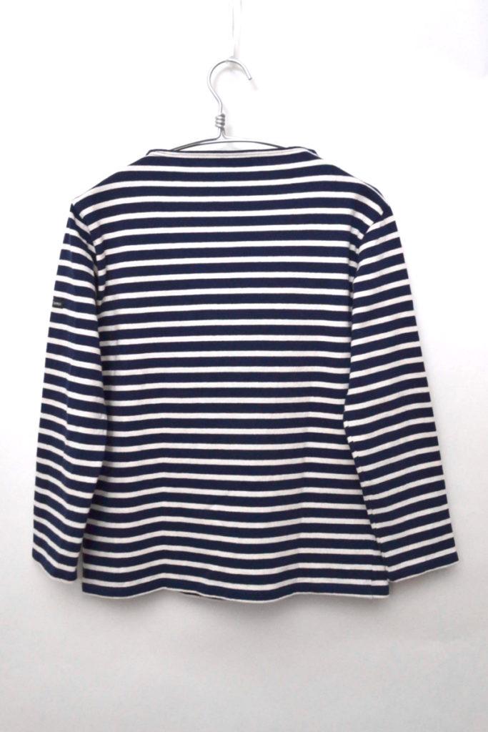 L'ATELLIER/ウエッソン ボーダーバスクシャツの買取実績画像