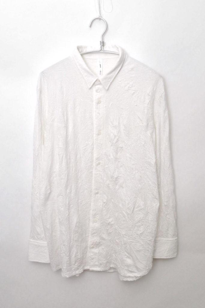2016SS/Wrinkle CS SH リンクルシャツ