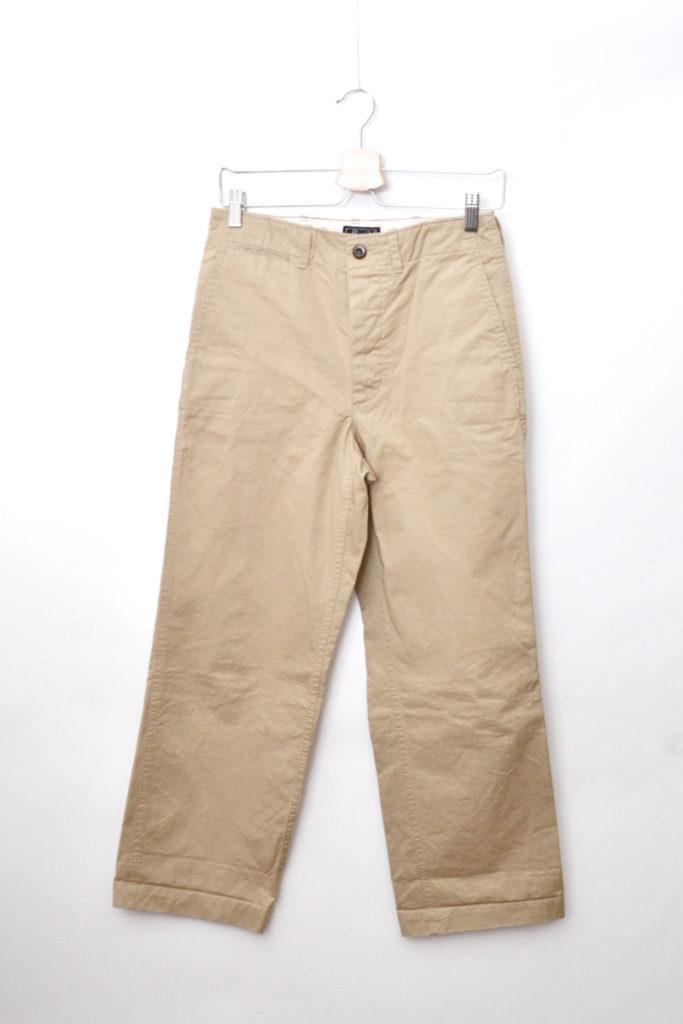CHINO CLOTH PANTS チノクロスパンツ チノパンツ