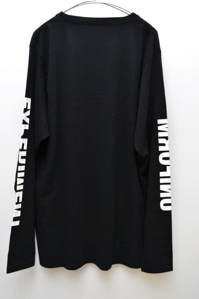 18SS/L/S BIG TEE 長袖 ビッグTシャツ カットソーの買取実績画像