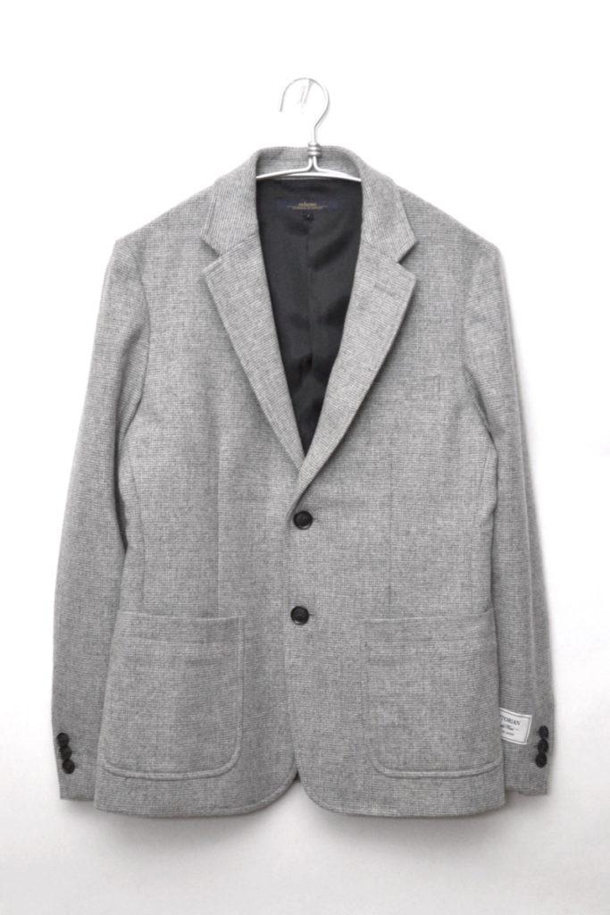 VICTORIAN WOOL テーラードジャケット