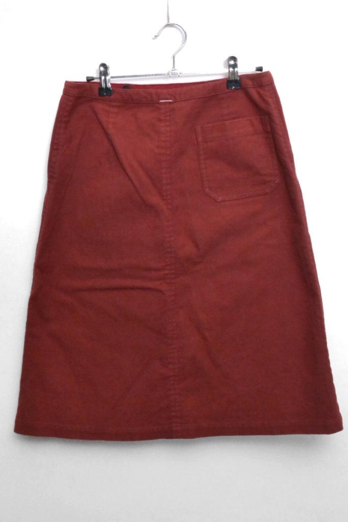 コットンモールスキン スカートの買取実績画像