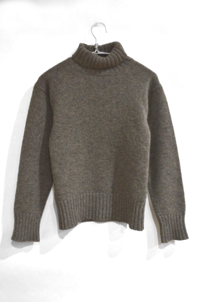 2015AW/ タートルネックニット セーター