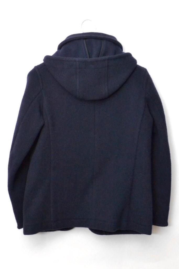 2015AW/ ウールモッサ フード付きジャケットの買取実績画像