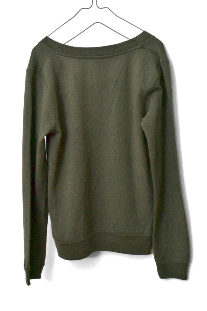 ウール Vネックニット セーターの買取実績画像