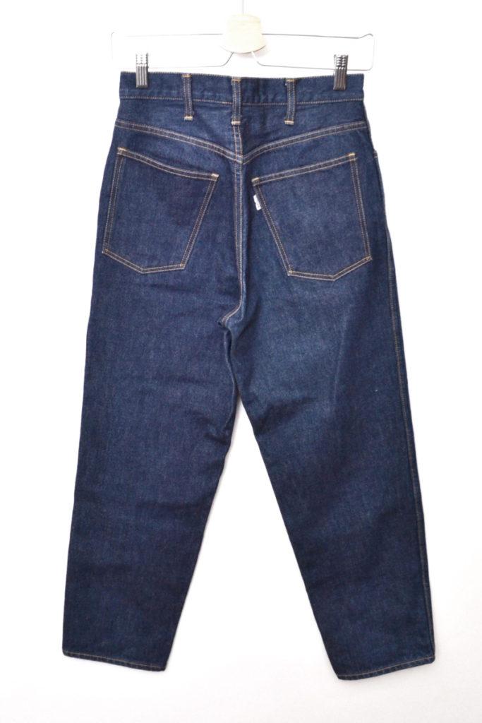 161-90501 5ポケット ワイドデニムパンツの買取実績画像
