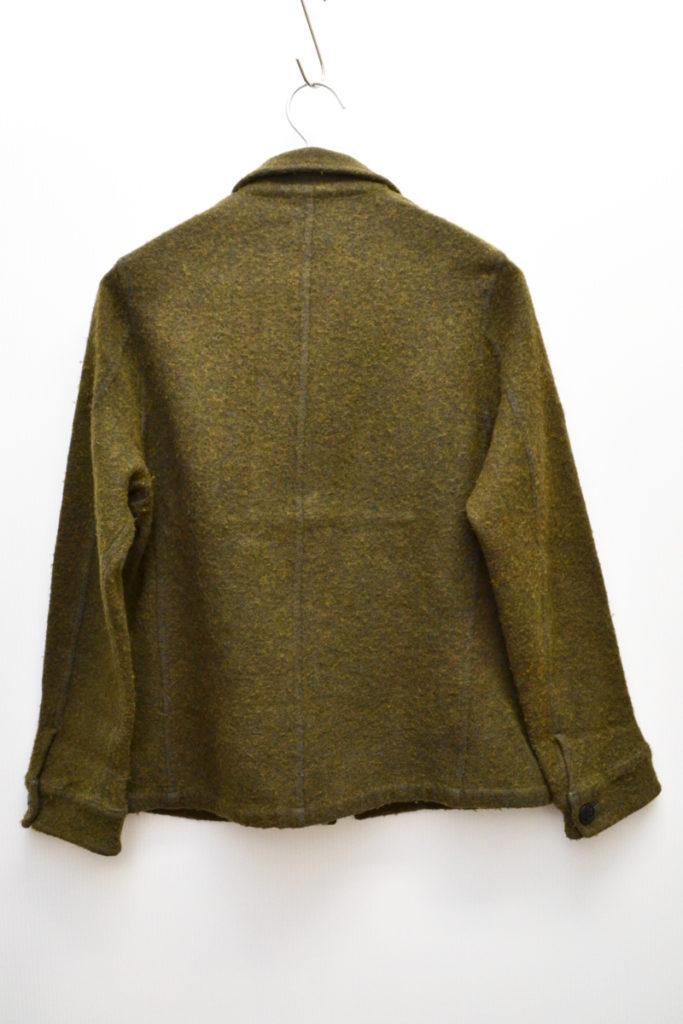AD2013 13AW/ウール縮絨 ジャケットの買取実績画像