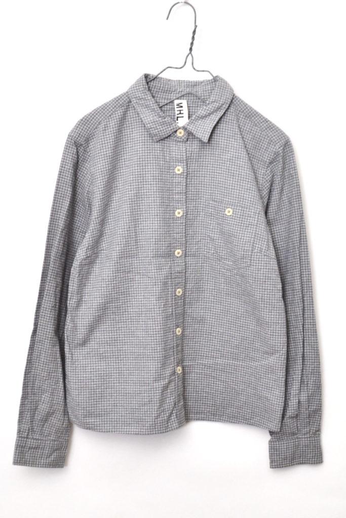 2014/ フランネル チェック ボックスシャツ