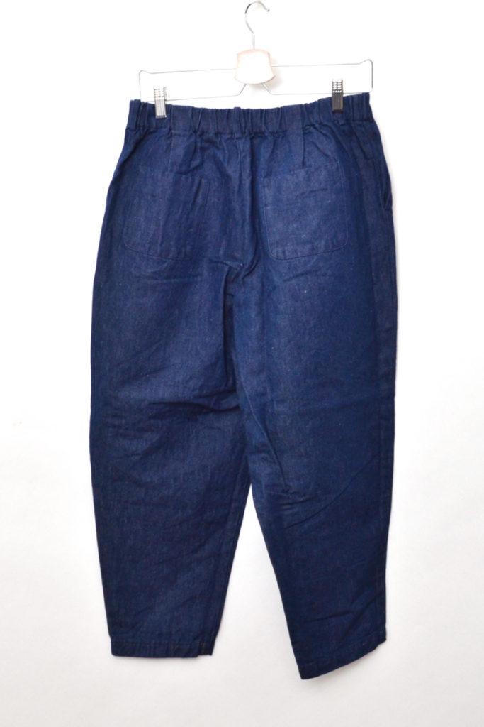 ウエストゴム デニム ワイド パンツの買取実績画像