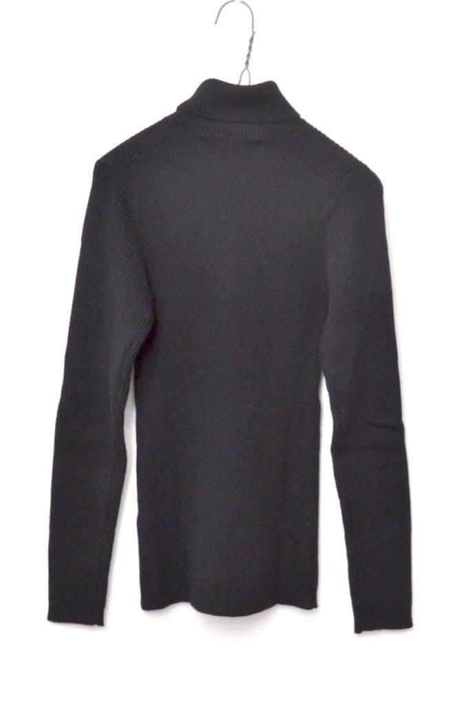 AD1991/ リブニット タートルネックセーターの買取実績画像