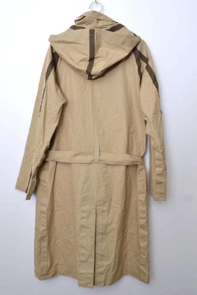 AUTHENTIC LINE PO COAT TAPED ベンタイルコットン コートの買取実績画像