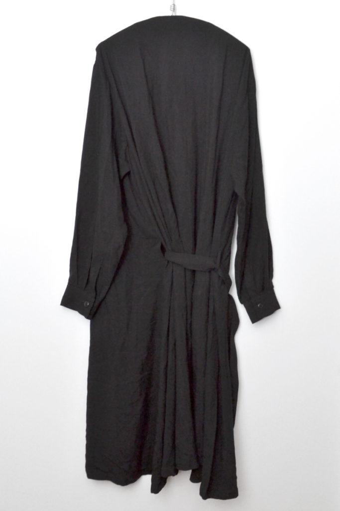 2019AW/ レーヨンキュプラタッサー フレアスナップドレスの買取実績画像