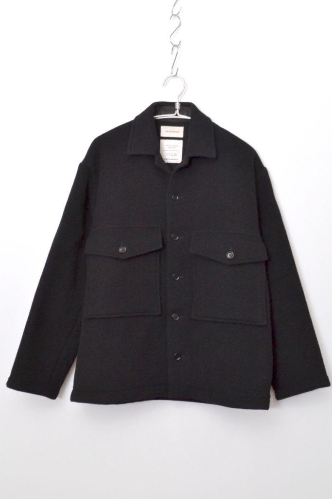 2018AW/ CPO SHIRTS MELTON メルトン CPOシャツ ジャケット
