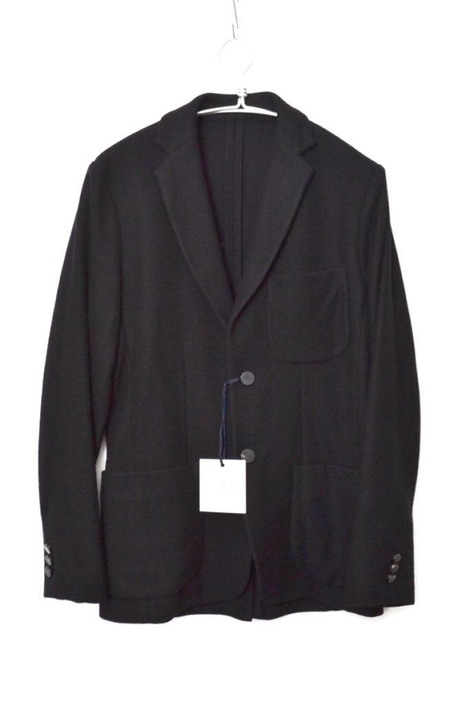 カシミヤ混紡 2Bテーラードジャケット