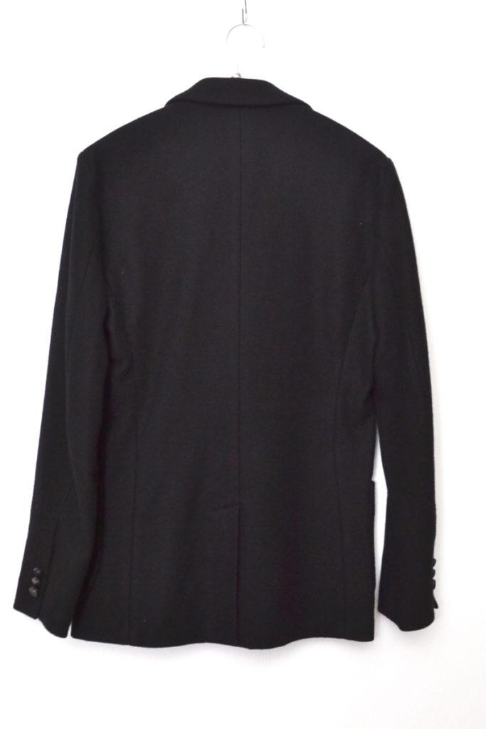 カシミヤ混紡 2Bテーラードジャケットの買取実績画像