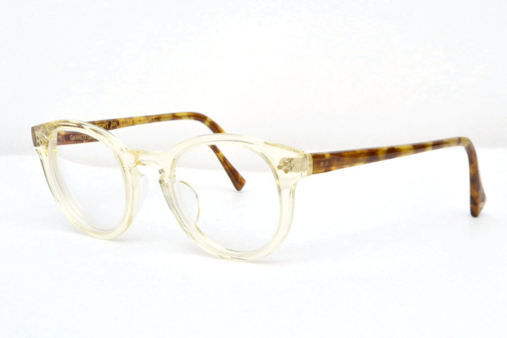 × Mark McNairy / Monroe Fox クリアセル 眼鏡の買取実績画像