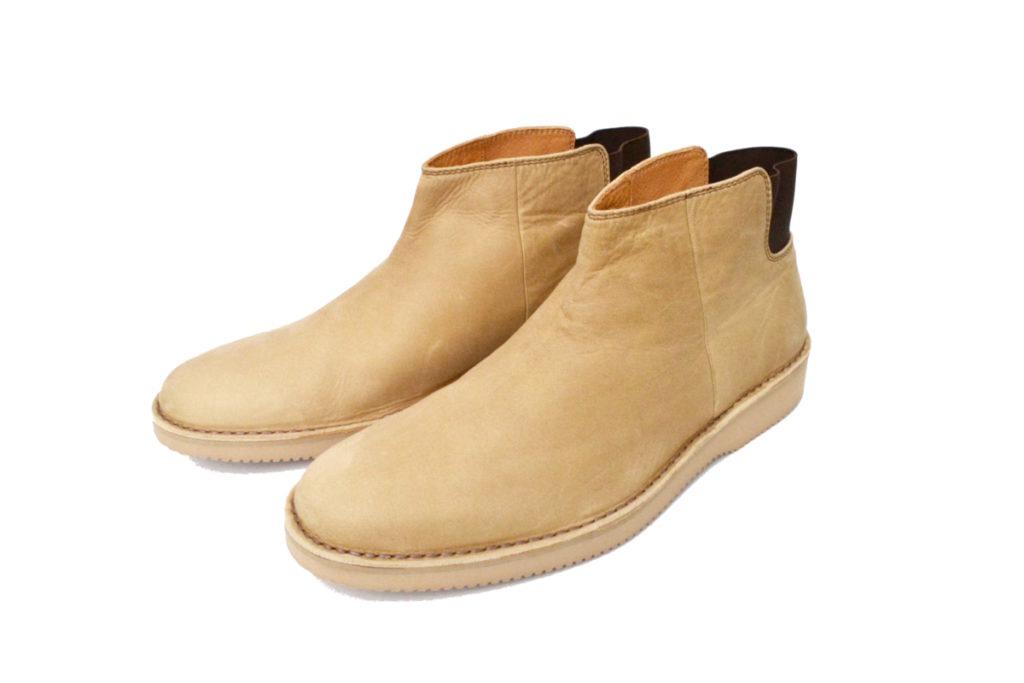 ARCOLLETTA PADRONE × BEAMS ◆ 2018AW/ BCK GORAE BOOTS バックゴアブーツ