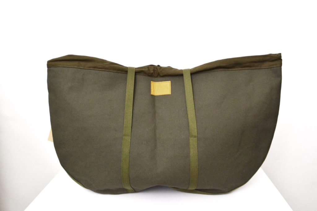 Cotton Canvas Round Shoulder Bag コットンキャンバス ラウンドショルダーバッグ