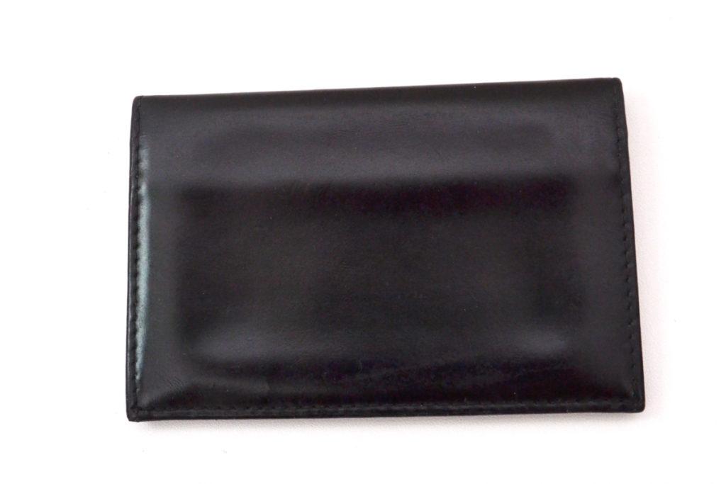 ブライドルレザー カードケース 名刺入れの買取実績画像