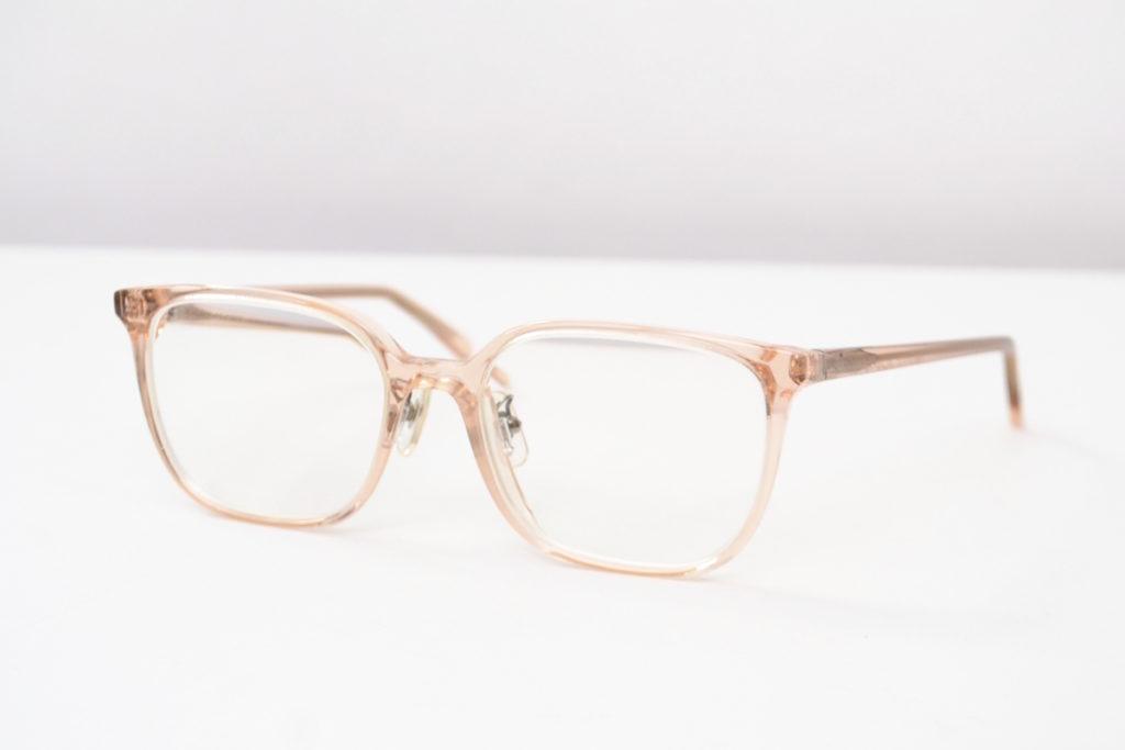 MARSEILLE クリアセル 眼鏡