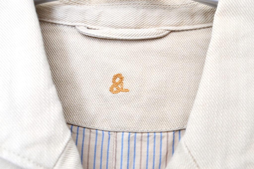 コットン 6ボタン ジャケットの買取実績画像