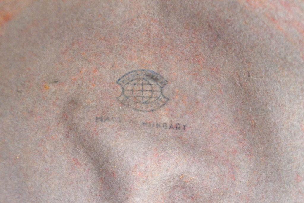 初期 圧縮ウール ハットの買取実績画像