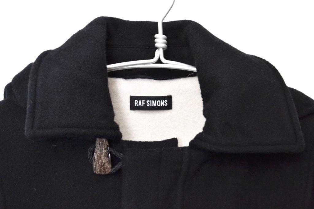 2012AW/ウールメルトン トグルボタン フード付きコートの買取実績画像